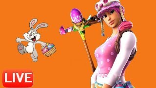 [CUSTOMURI]-EASTER SKINS ON THE SHOP 🤔 FORTNITE ROMANIA LIVE