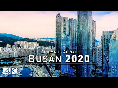【4K】Drone Footage | Busan Metropolitan City - SOUTH KOREA 2019 ..:: Imagine your Korea | Pusan