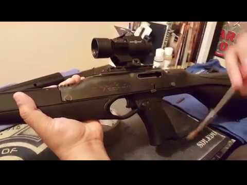 HI-Point 995 Carbine 9mm ATI Stock Field Strip Cleaning Reassembly