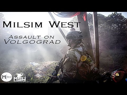 Milsim West: Assault on Volgograd (Part 1 - NATO)