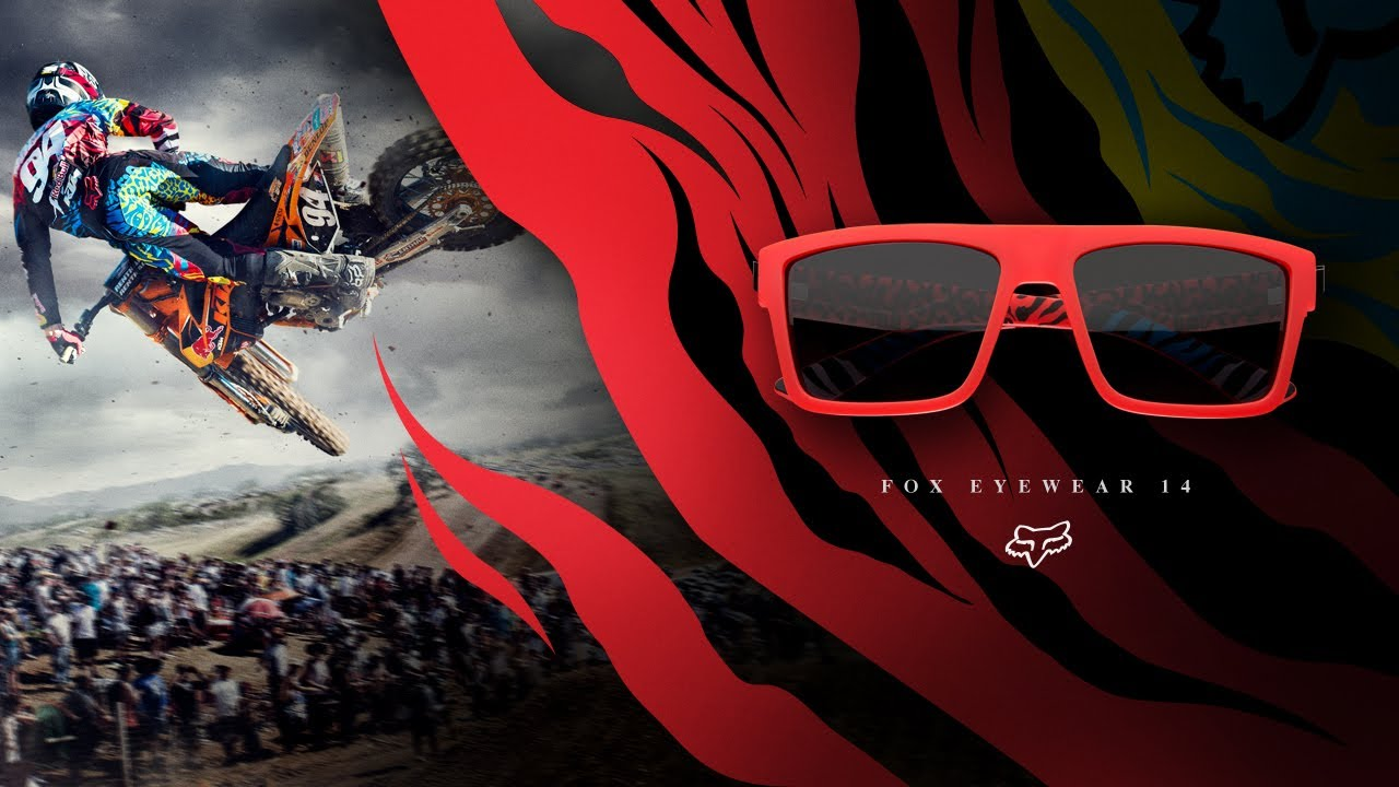 Fox Presents   EYEWEAR 2014 - YouTube 12bf4e026f