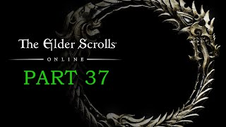 The Elder Scrolls Online Gameplay Part 37 - Portdun Watch Delve - TESO Let