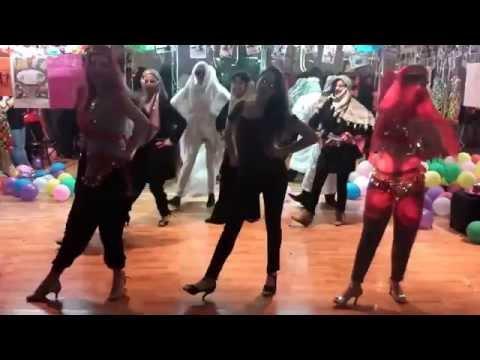 Fun Carnival Dancing 2015 - Karaoke Night - Άγιοι Ανάργυροι