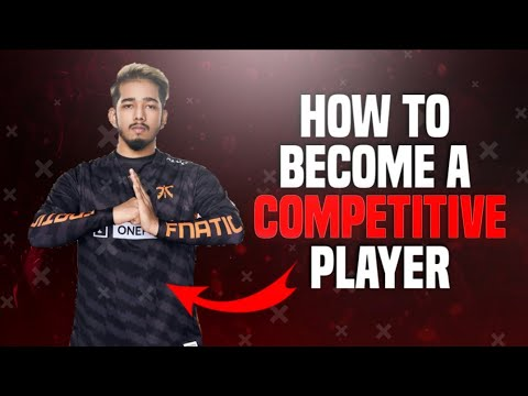 how-to-become-a-competitive-/-esports-player-like-scout-|-how-to-enter-competitive-in-pubg-mobile