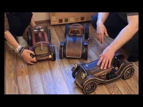 Необычные сувениры ручной работы - YouTube