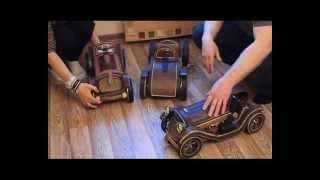 Эксклюзивные  сувениры ручной работы из дерева(В этом видео показаныоригинальные подарки и бизнес-сувениры . Эти уникальные сувениры ручной работы созда..., 2012-05-02T04:31:11.000Z)
