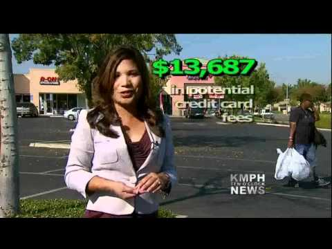 KMPH News Investigation: Fighting Illegal Credit Card Fees