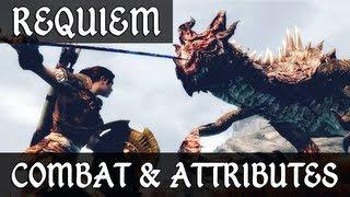 Skyrim Mod: Requiem - Combat & Attributes