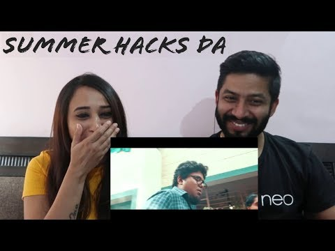 Things People Do During Summer | Jordindian Reaction By Fun Mania