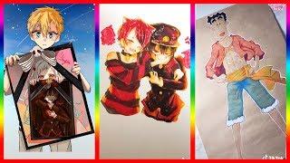 【ティックトック イラスト】ック絵   Tik Tok Paint Anime #72