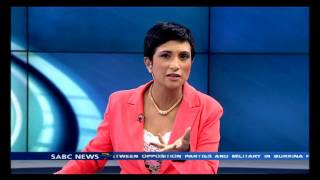 SABC Reporter Chriselda Lewis on Senzo Meyiwa press briefing update