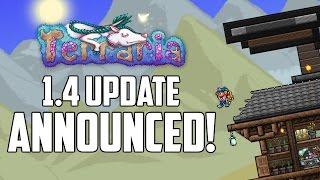 Terraria 1.4 UPDATE ANNOUNCED! CREATIVE MODE! | Terraria 1.3 CONSOLE & MOBILE UPDATE NEWS!