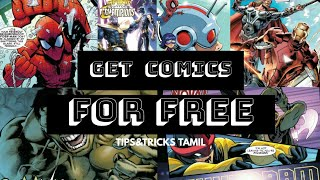 Download all comics for FREE |Tips&Tricks Tamil