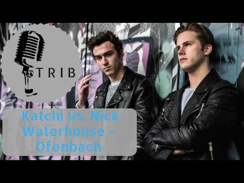 Katchi by Ofenbach vs. Nick Waterhouse (Instrumental Version) KARAOKE
