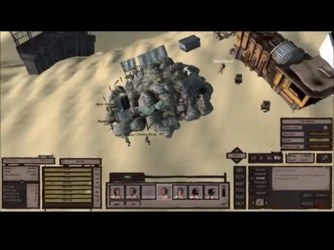 Kenshi Let's Play Episode 4 - wall layout and new tech