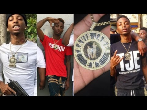 Young 22 aka 22 Savage GOONS TELLS SAN ANTONIO SAVAGES WE GETTING THE CHAIN BACK!!