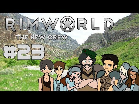 Rimworld [b18] - How Does Plumbing Even Work (part 23)