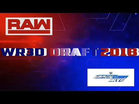 WWE SUPERSTAR SHAKE-UP 2018 RESULTS | WR3D HOUSE