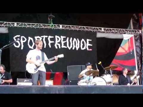 Sportfreunde Stiller - Frühling (live at Sziget Festival 2012)