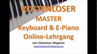MOUTHORGAN COUNTRY - MUNDHARMONIKA - kostenloser Keyboard & E-Piano Online-Kurs