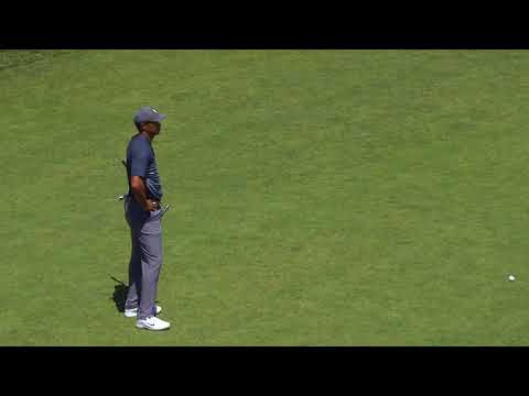 Tiger Woods Struggles Out of the Gate