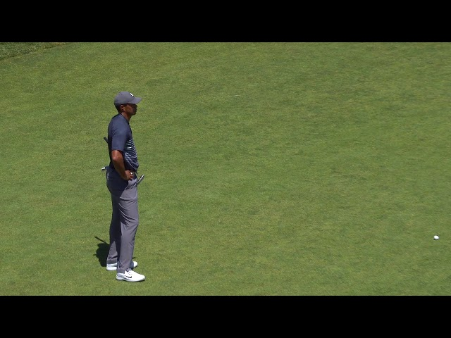 Tiger Woods Struggles Out of the Gate  - Buy American