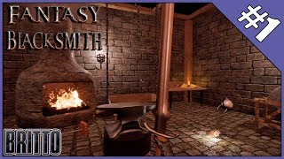 BEST BLACKSMITH IN THE LAND - Fantasy Blacksmith #1