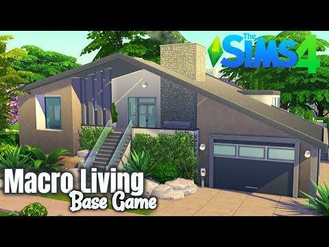 Macro Living Base Game |NOCC| Stop Motion