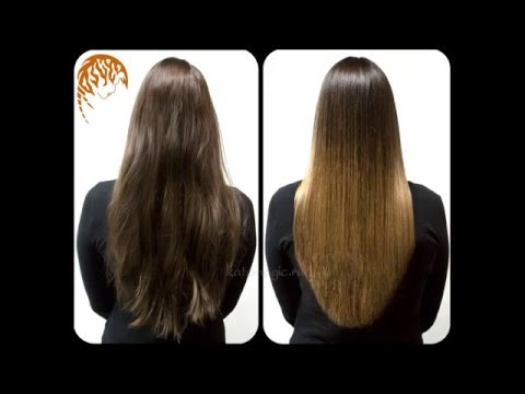 Профессиональное окрашивание волос в Москве Цены в салоне