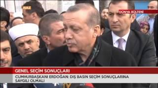 1 Kasım Genel Seçim Sonuçları - Dünya Bülteni - TRT Avaz