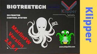 BTT Octopus V1.1 - Klipper Configuration