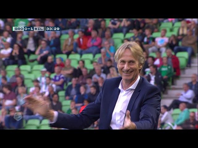 Samenvatting FC Groningen - Willem II