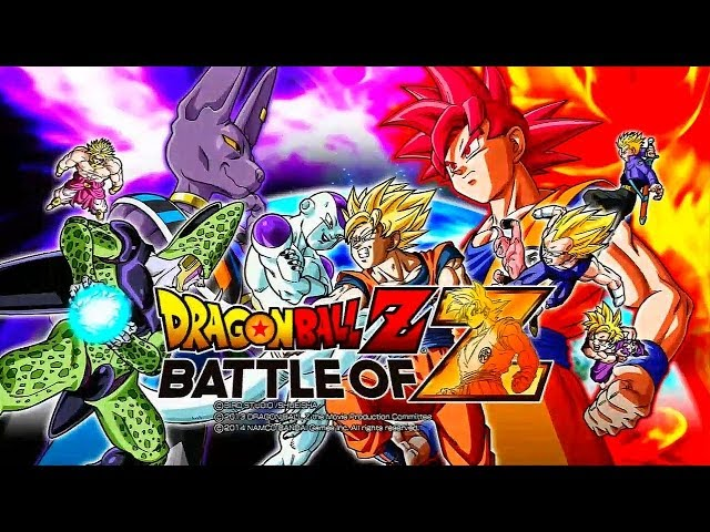 Abertura do Dragon Ball Z: Battle of Z (Xbox 360) Vídeos De Viagens