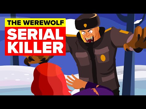 The Werewolf - World's Worst Serial Killer