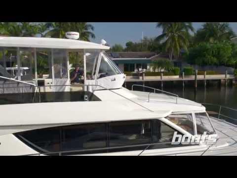 Aquila 48 Power Catamaran Boat Review from Boats.com