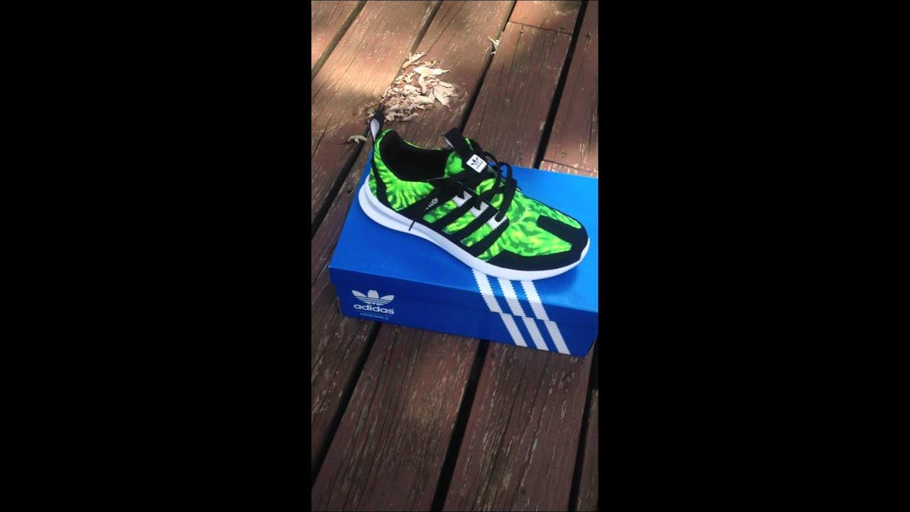 Adidas Sl Loop Runner Green