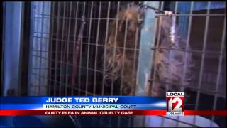 Dog owner sentenced to jail time, restitution for abuse