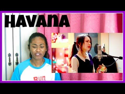 J Fla - Camila Cabello - Havana  (cover) | Reaction