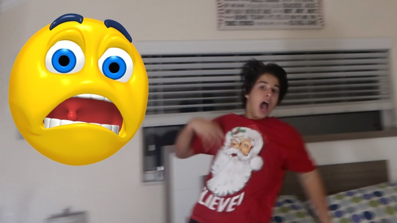he-was-scared-out-of-his-mind-prank-vlogmas-day-8