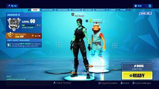 Trading OG Fortnite Account NGF