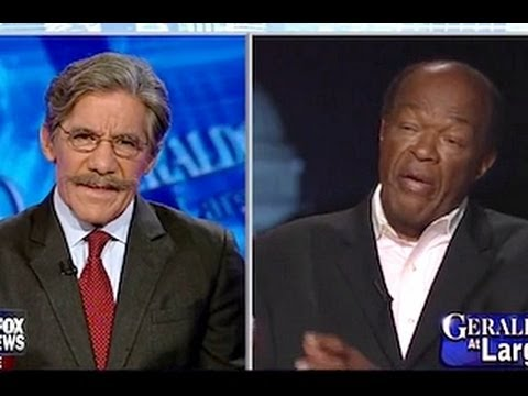 EPIC! Marion Barry Unloads On Geraldo: