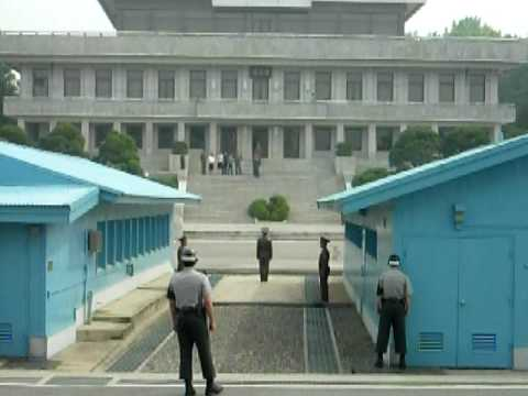 Joint Security Area, Panmunjeom