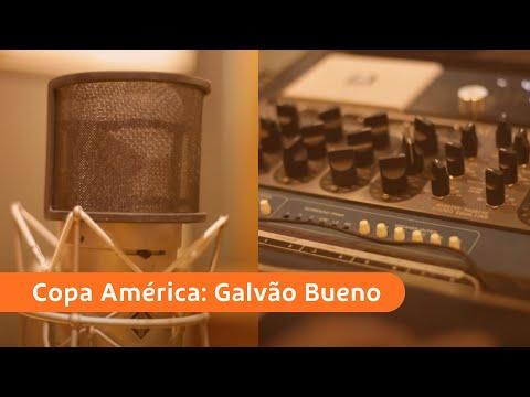 GOL | Copa América: Galvão Bueno