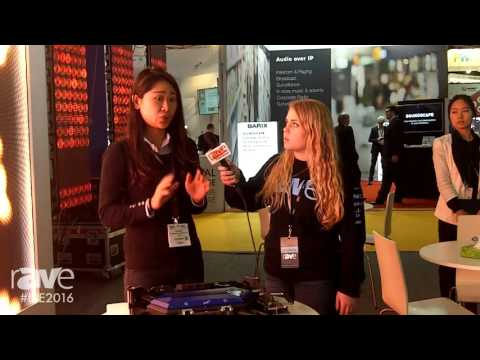 ISE 2016: Annabelle Kayye Interviews Esther Peng, Regional Sales Manager, of Dicolor