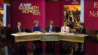 "Lesson 06: ""The Reading of the Word"" - 3ABN Sabbath School Panel - Q4 2019"