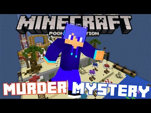 Murder Mystery   Prepare to get rekt!!!   Minecraft PE