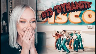 BTS (방탄소년단) 'Dynamite' MV REACTION