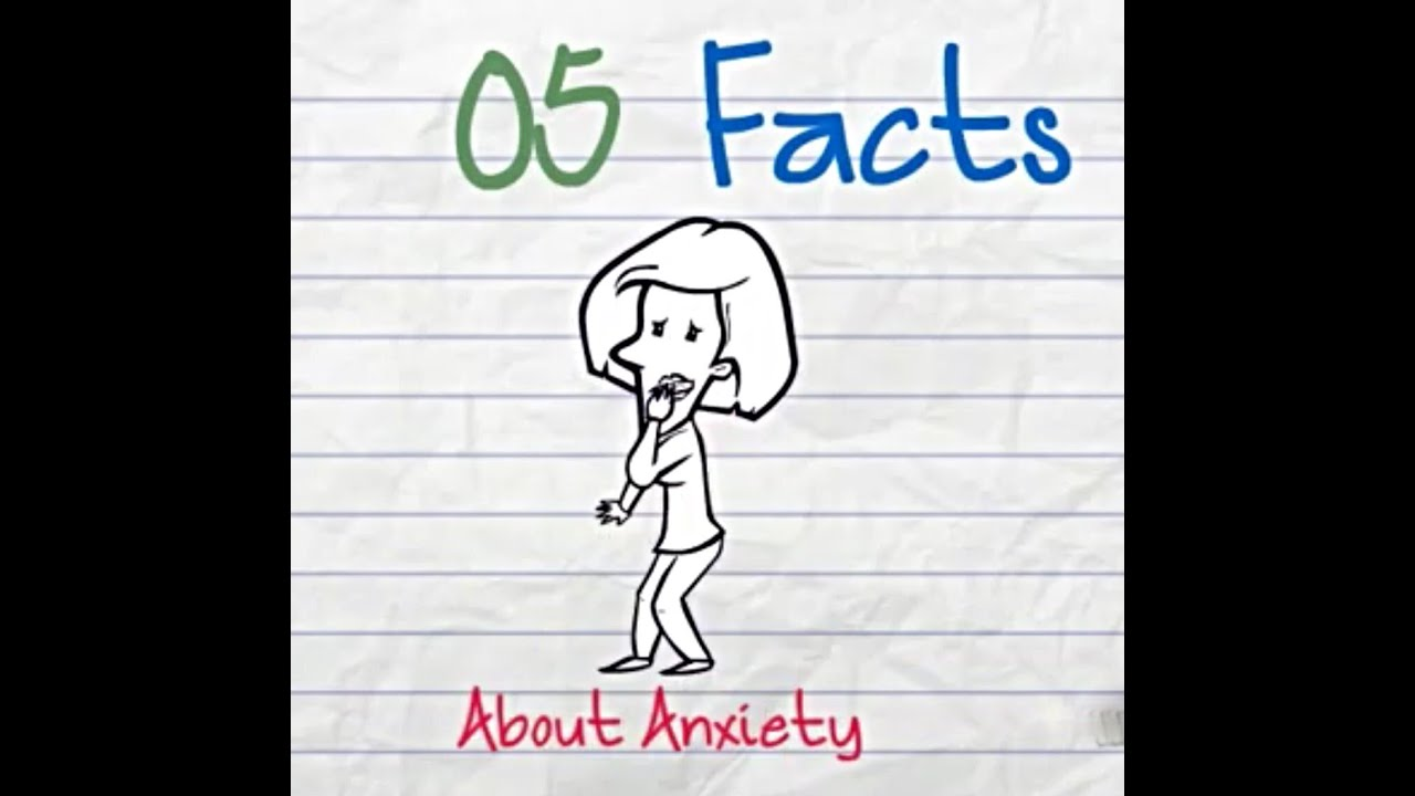 Five Facts About Anxiety