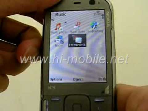 Nokia N79 Fully Unlocked