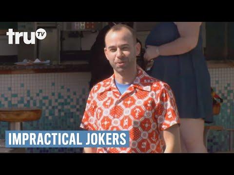 Impractical Jokers - Sunbathing Body Double